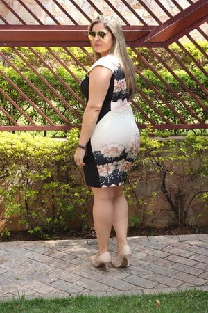 Vestido Plus Size Stephanie