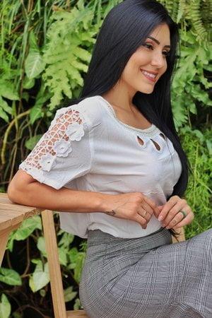 Blusa Garcia