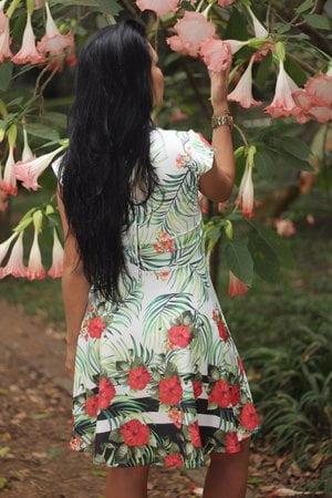 Vestido Boneca Jasmim
