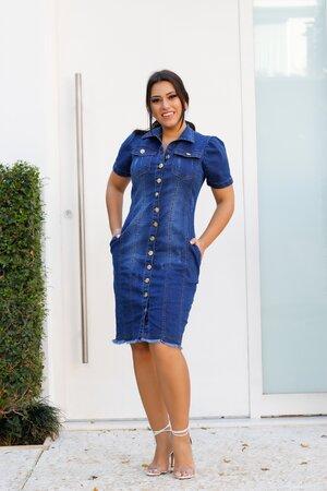 Vestido Jeans Maya