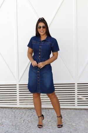 Vestido Jeans Polly