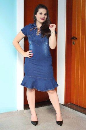 Vestido Jeans Yasmin