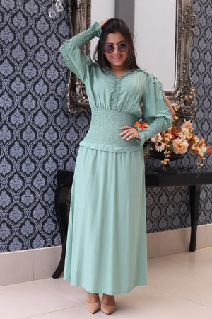 Vestido Midi Luna