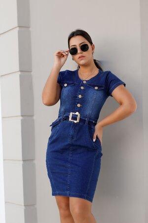 Vestido Jeans Nina