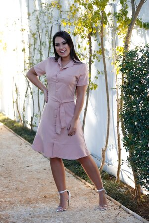 Vestido Tubinho Angelina