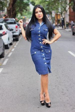 Vestido Jeans Josi