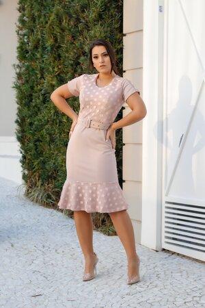 Vestido Tubinho Antonia