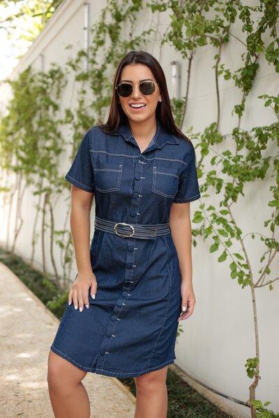 Vestido Jeans Alicia
