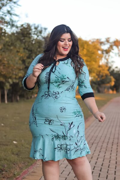 Vestido Tubinho Joana
