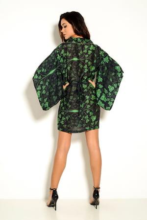 Kimono Violeta