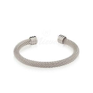 Bracelete Ródio Chic