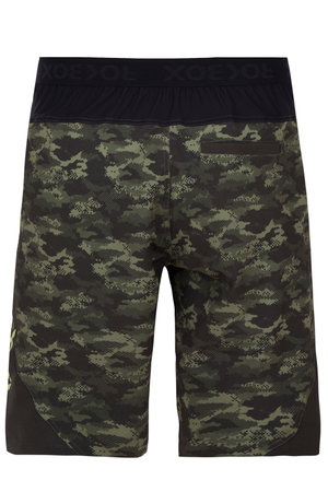 Shorts Training Camo Green