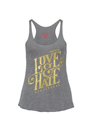 Regata Love and Hate Dourada