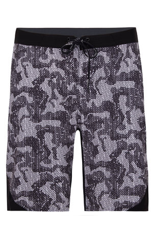 Shorts Training Camo Black