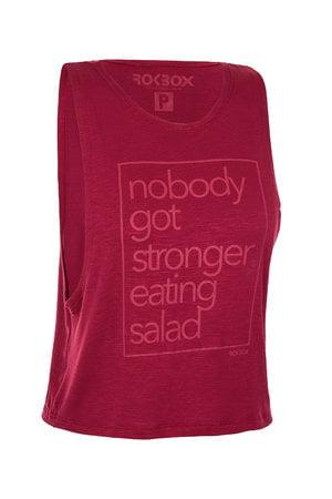 Regata Cropped Not Salad