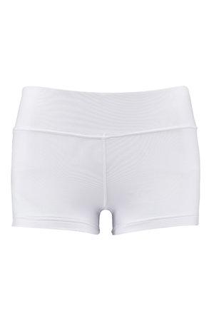 Shorts Dupla Face Preto e Branco