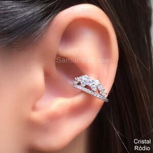 Piercing Fake 9 Zircs