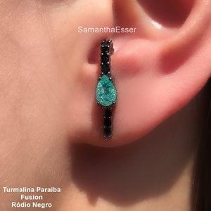 Ear Hook Gotinha 1 Curva - RÓDIO NEGRO