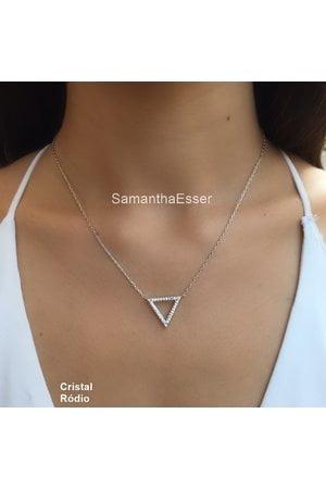 Colar Triângulo Micro