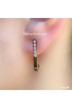 Ear Hook 5 Zircs