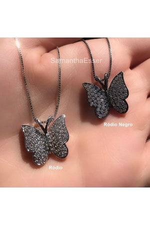 Colar Butterfly