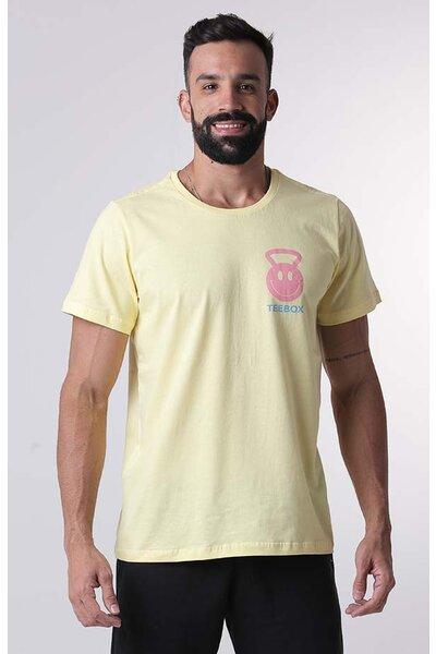 Camiseta masculina HAPPY TRAINING