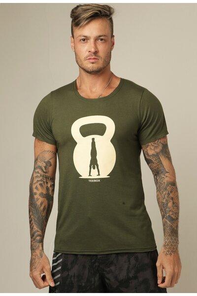 Camiseta masculina KETTLEBELL