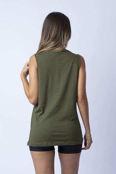 Cavada feminina Teebox Murph Vest