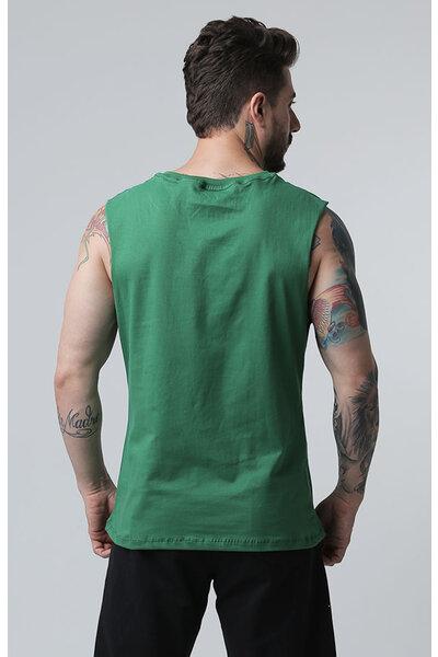 Camiseta cavadaTeebox HAPPY BELL masculina