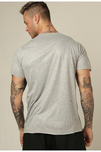 Camiseta masculina BEER & BACON Teebox