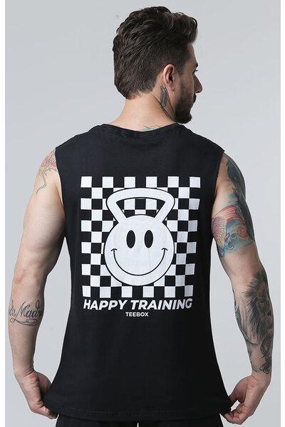 Cavada masculina Teebox HAPPY TRAINING