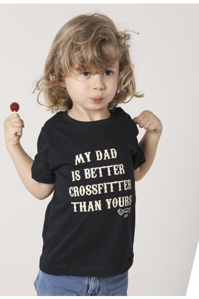 Camiseta infantil MY DAD