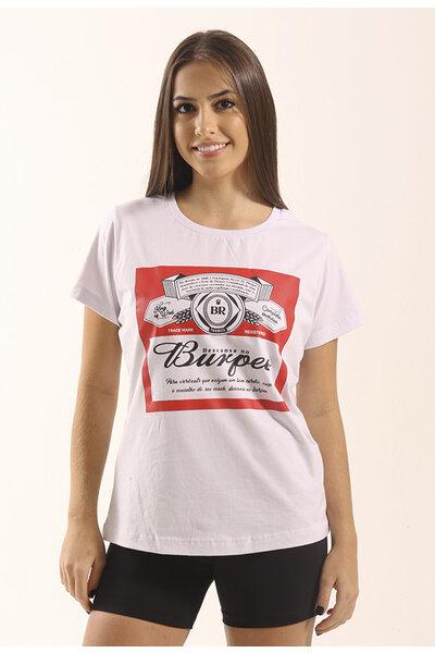 Camiseta Babylook Teebox BEER BURPEE