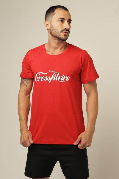 Camiseta masculina Teebox CROSSFITEIRO