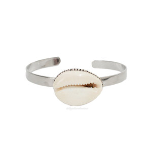 Bracelete Noronha Summer Búzio Silver