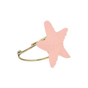 Bracelete Ocean Estrela do Mar Rosinha