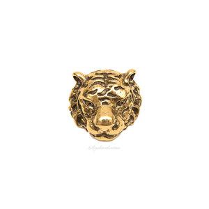 Botton Tigre Dourado