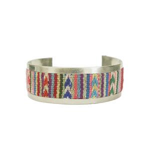 Bracelete Peruano Largo Colorido III
