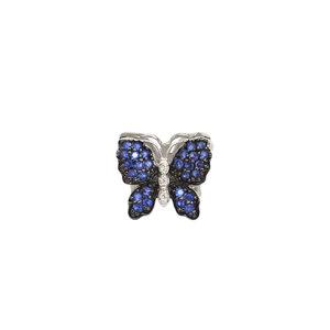 Pin Borboleta Azul