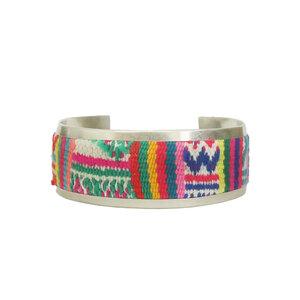 Bracelete Peruano Largo Colorido II