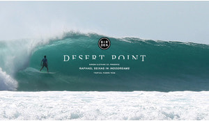 Raphael Seixas in Desert Point