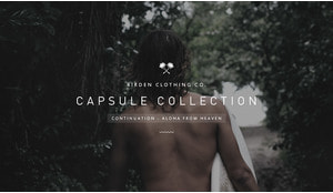 Capsule Collection - Aloha From Heaven