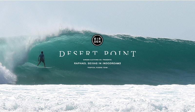 Raphael Seixas in Desert Point