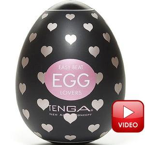 Masturbador Lovers Tenga Egg