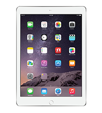 ipad air 2 wifi 16gb prata bom
