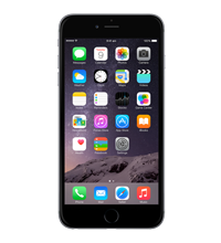 iphone 6s plus 128gb cinza bom