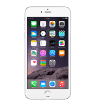 iphone 6s plus 64gb prata bom