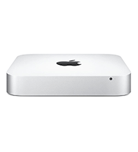 mac mini 500gb prata bom 2014 i5 4gb