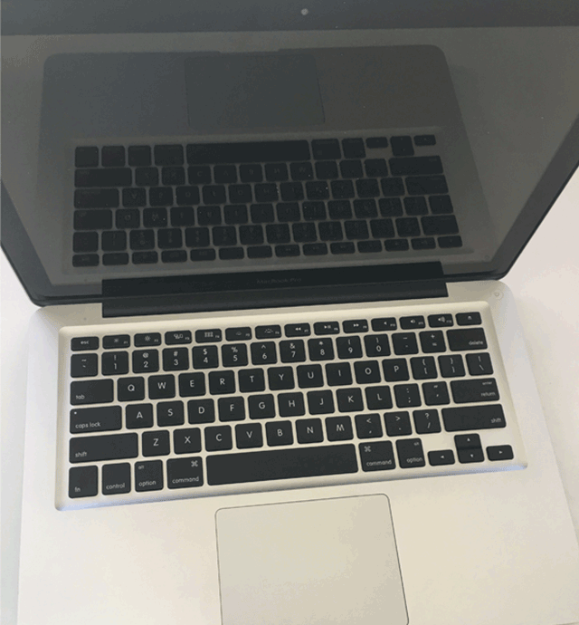 macbook pro 2011 13 i5 4gb 250gb