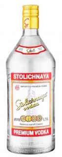 Vodka Stolichnaya 1750cc